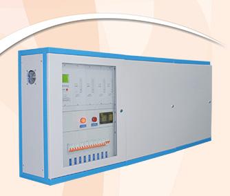 WZ-GZDW-BG壁挂系统是万正集多年开发经验设计的高可靠性产品,有交流输入配电部分、整流部分、直流输出、监控部分等组成。具有体积小、结构简单、壁挂安装、不占空间等特点,适合小型开关站、小型用户变电站、智能大厦配电等场合。系统由整流模块、监控模块、降压模块、配电单元和电池安装板构成;具有体积小、结构简单、独立构成系统等特点;监控模块采用LCD汉字菜单显示,系统监控和电池智能化管理功能完善,具有与自动化系统连接的四遥接口,提供RS232和RS485两种通讯选择,提供RTU、CDT、MODBUS三种通讯规约选择。
